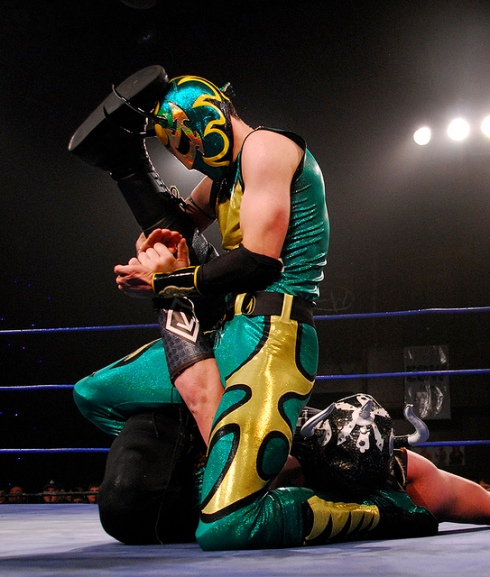 Photo credit: chikarapro.com
