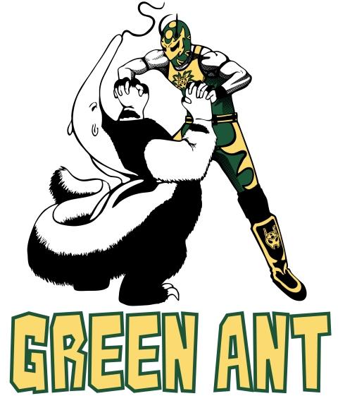 GreenAntEater