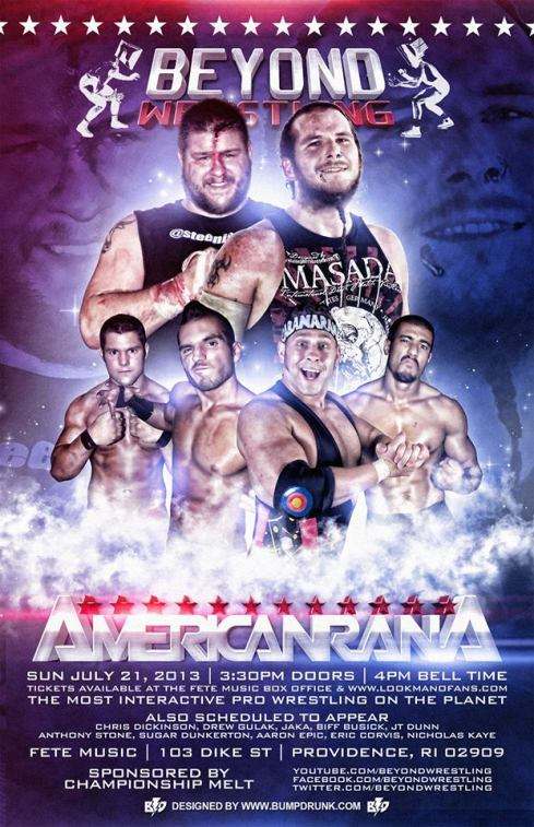 americanrana card
