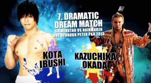 DRAMATIC DREAM MATCH